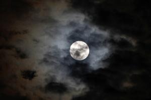 C'est la pleine lune !