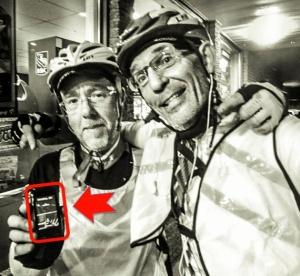 Perdre un GPS - l'ironie